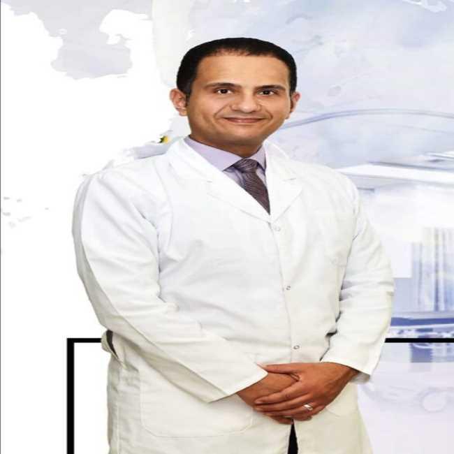 دكتور  أحمد الشال  إستشاري جراحات المسالك بالليزر و مدرس مناظير المسالك البوليه الدقهلية