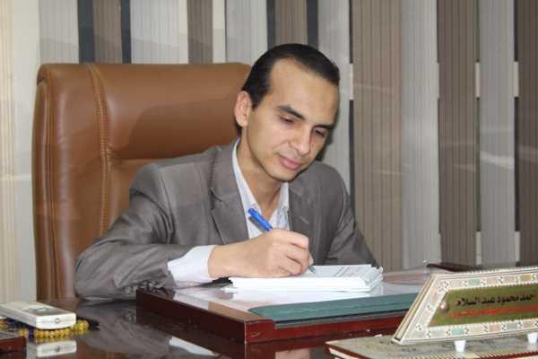 دكتور  أحمد محمود عبدالسلام  أخصائي جراحة العظام والكسور -جامعة عين شمس القاهرة
