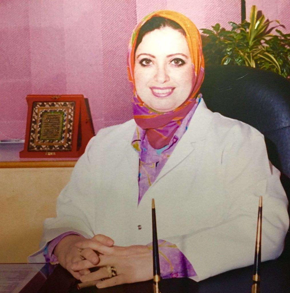 دكتورة  أمل شهيب  أستاذ التوليد و أمراض النساء كلية الطب - القصر العيني الجيزة