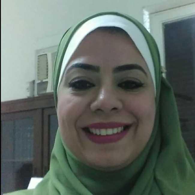 دكتورة  إيمان كمال  مدرس الأمراض الصدرية بكلية طب القصر العيني الجيزة