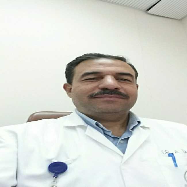 دكتور  احمد طارق رزق  استشاري طب التخاطب الاسكندرية