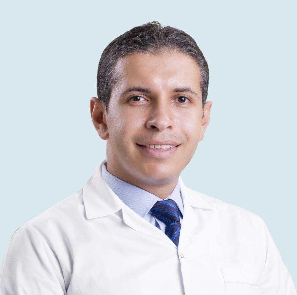دكتور  احمد نبيل الحوفي  استشاري جرحات السمنه المفرطه والسكر القاهرة