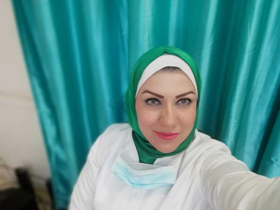 دكتورة  اغادير محمد  طبيبة اسنان القاهرة