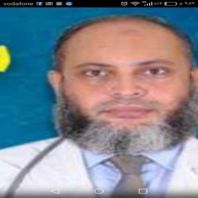 دكتور  ايمن طلال  اخصائى امراض الحساسية و المناعة- طب القصر العينى جامعة القاهرة القاهرة