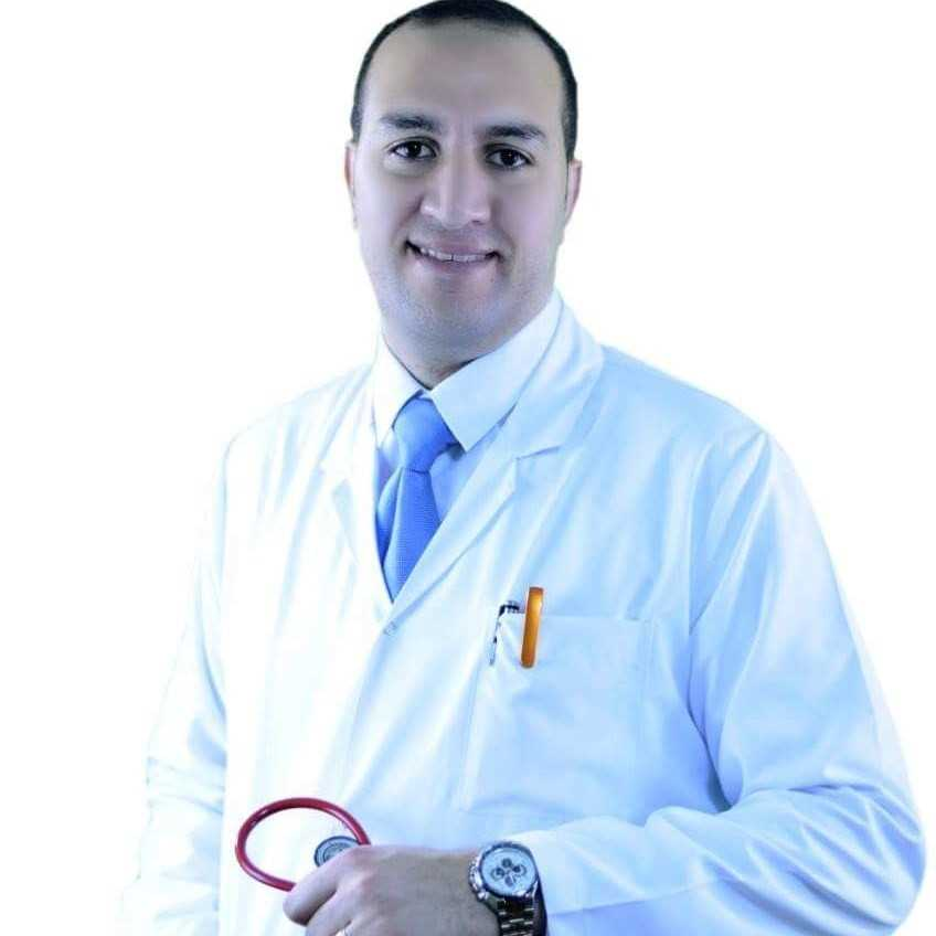 دكتور  ايهاب جبر  اخصائي الاطفال وحديثي الولاده - اخصائي التغذية العلاجية للاطفال - ماجستير طب الأطفال وحديثي الولادة, كلية الطب جامعة الاسكندرية الاسكندرية
