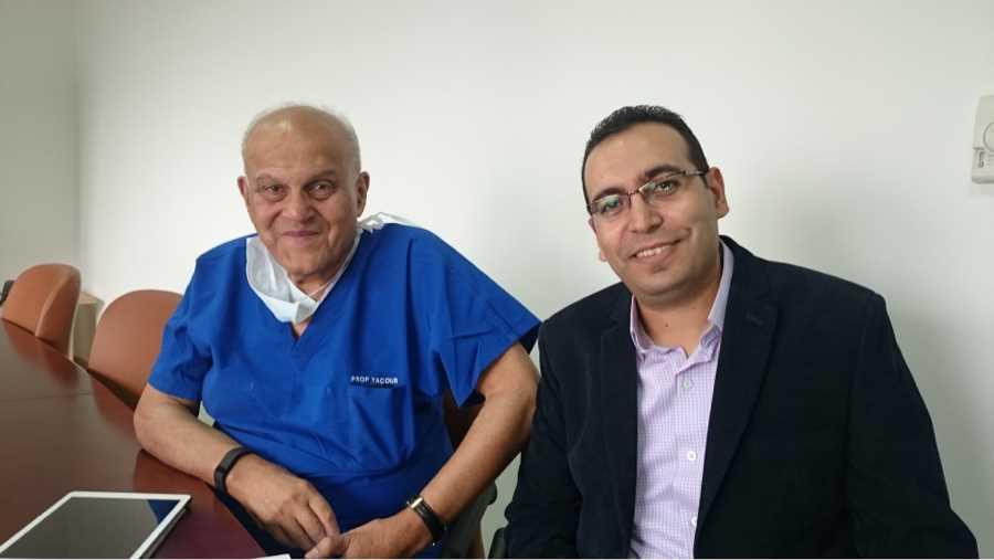 دكتور  ايهاب وليم  اخصائي الاطفال و حديثي الولادة القاهرة