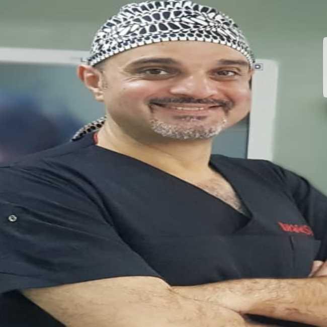 دكتور  ا.د/ وائل شعلان  استشارى الجراحة والسمنة والمناظير وجراحات الشرج القاهرة