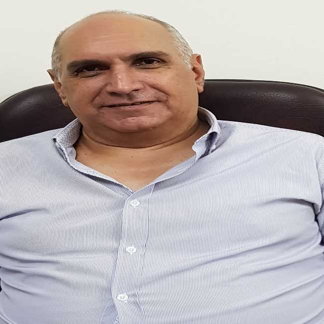 دكتور  بهاء رشدي الطماوي  استشاري أمراض المخ والأعصاب والطب النفسي الزيتون