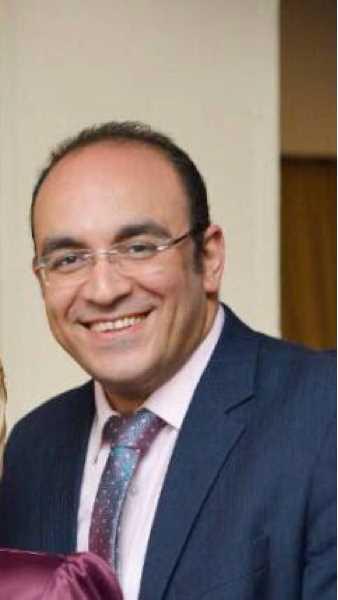 دكتور  تامر مدكور  رئيس قسم العظام - مستشفي المجمع الطبي الغربية