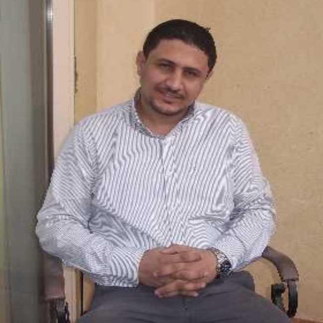 دكتور  حامد عبد الغنى  استشارى امراض الصدر و الحساسية بمستشفى صدر الجيزة الجيزة