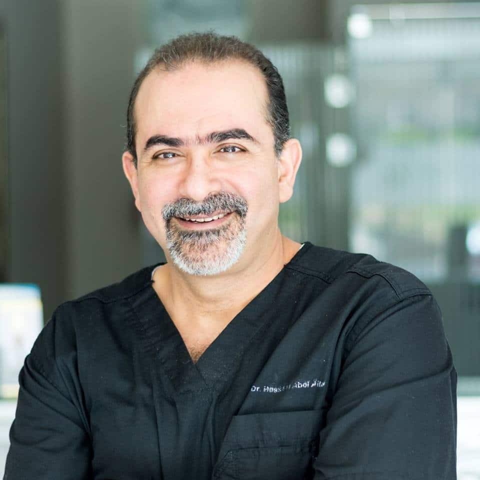 دكتور  حسام ابو العطا  أستاذ الجراحة العامة وجراحة التجميل والليزر القاهرة