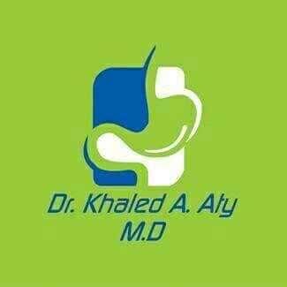 دكتور  خالد عبد العاطي  مدرس و إستشاري أمراض الكبد و الجهاز الهضمي و المناظير الاسكندرية