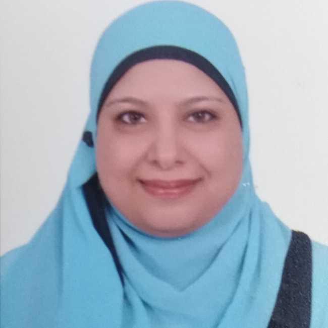 دكتورة  دعاء رمضان قاسم  استشارى طب وجراحة العيون القاهرة