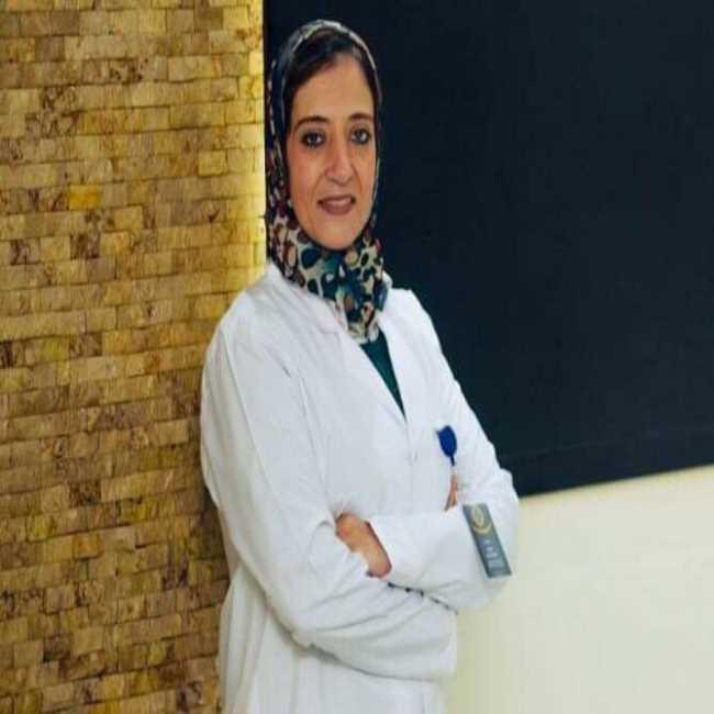 دكتورة  رشا أحمد عادل المسلاوى  استشارى العلاج الطبيعى و السمنه والنحافه الغربية