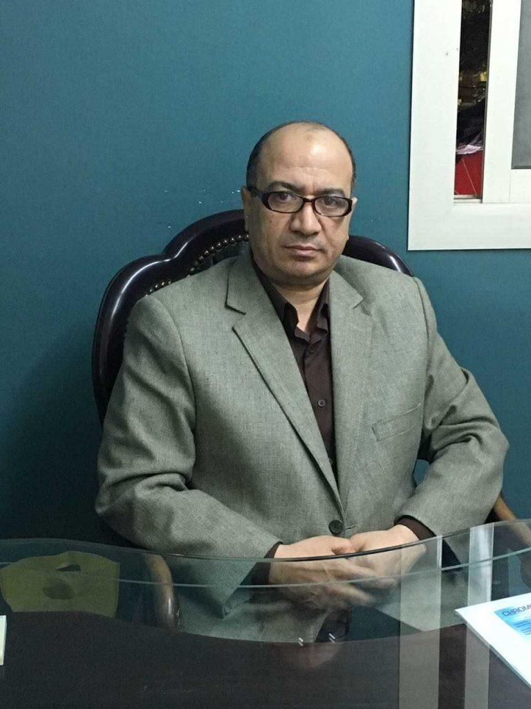 دكتور  رياض محمد نصار  استشاري امراض النساء والتوليد وتأخر الانجاب و جراحة المناظير القاهرة