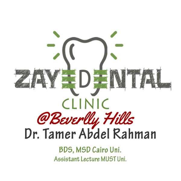 دكتور  زايد دنتال  دكتور تامر عبدالرحمن -أخصائي علاج جذور-  مدرس مساعد جامعة مصر الجيزة