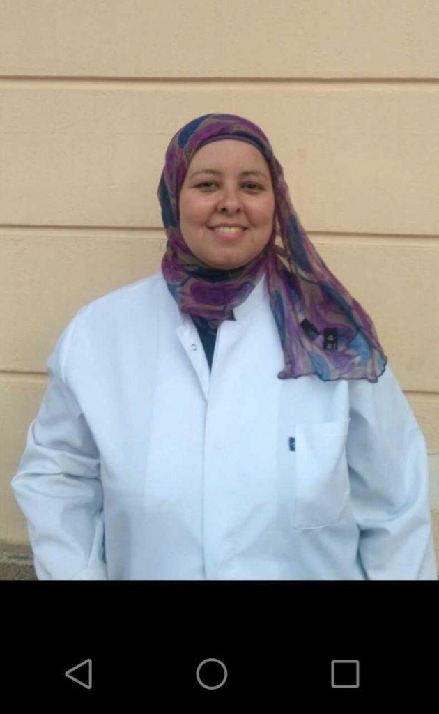 دكتورة  شيرين خطاب  استشاري تقويم الاسنان قصر العينى - جامعه القاهره الجيزة