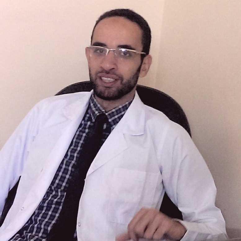 دكتور  طارق الجرف  استشاري الأنف و الأذن و الحنجرة الجيزة