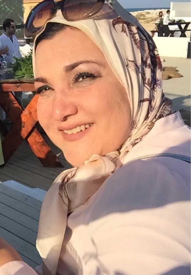 دكتورة  عبير ابراهيم  استشاري طب الاطفال و حديثى الولاده ، حساسيه و ربو الاطفال التجمع
