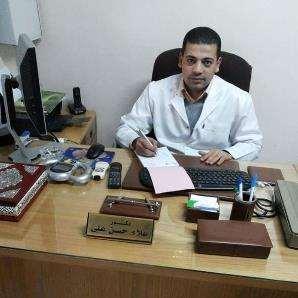 دكتور  علاء حسن علي  اخصائي العلاج الطبيعي و السمنة و النحافة و تأهيل الاطفال المكثف 6 اكتوبر