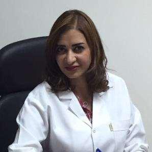 دكتورة  علا الكمشوشي  استشاري الأمراض الجلدية والليزر والعلاجات التجميليه للجلد والشعر الاسكندرية