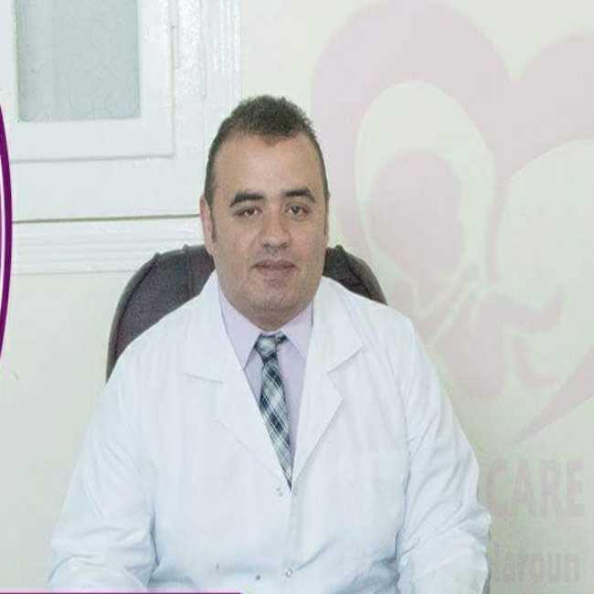 دكتور  علي هارون  مدرس النساء والتوليد اسيوط