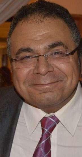 دكتور  عماد عزت حبيب  أستاذ علاج الاورام  كلية الطب جامعة القاهرة القاهرة