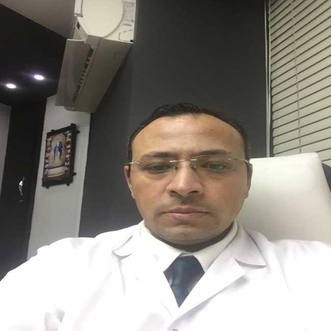 دكتور  عماد مجدي روفائيل  اخصائي جراحه العظام. الاسكندرية