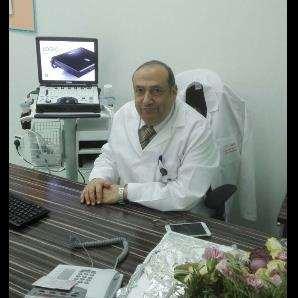 دكتور  عمر مختار ابراهيم الهايج  استاذ ورئيس قسم جراحة أوعية دموية - جامعة الازهر الزيتون
