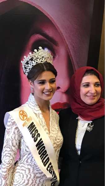 دكتورة  لمياء عبد الودود  استشاري الامراض الجلدية والتجميل والليزر التجمع