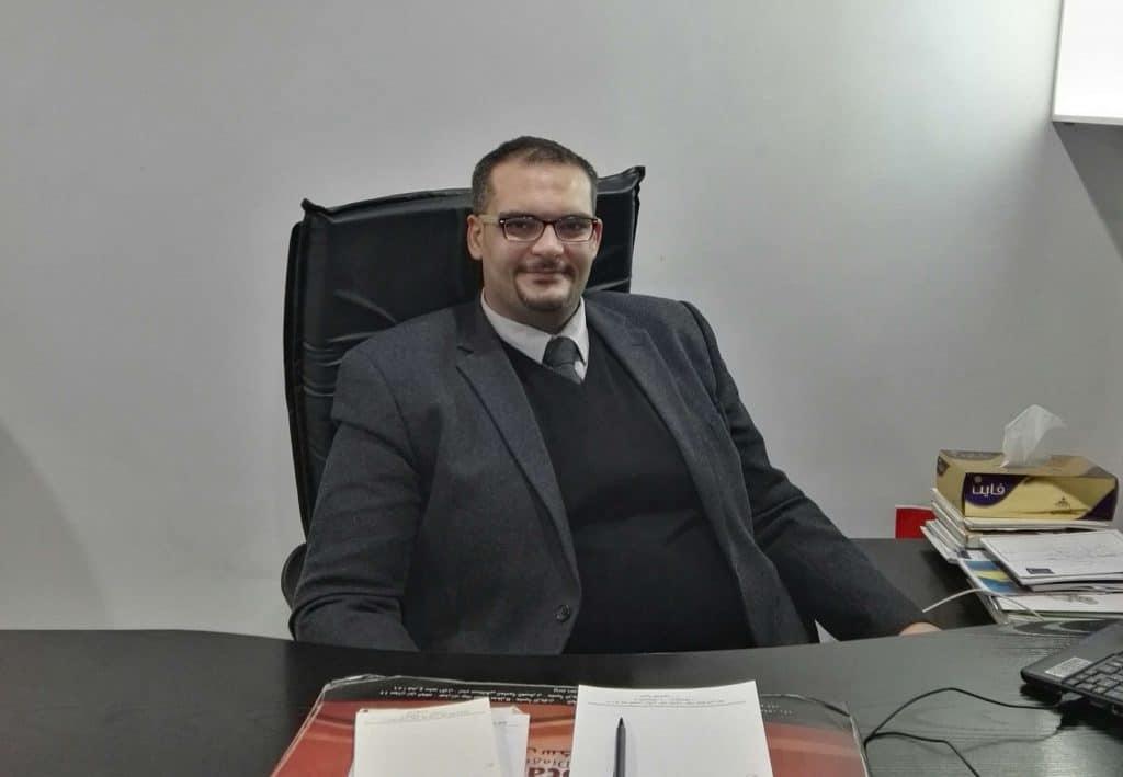 دكتور  محمد ابراهيم ابو السعود  استشاري جراحه العظام و المفاصل التجمع