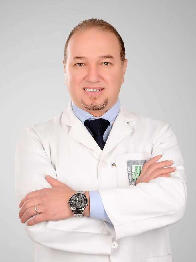 دكتور  محمد العجمى  استاذ مساعد امراض النساء و التوليد - جامعة الملك خالد سابقا الدقهلية