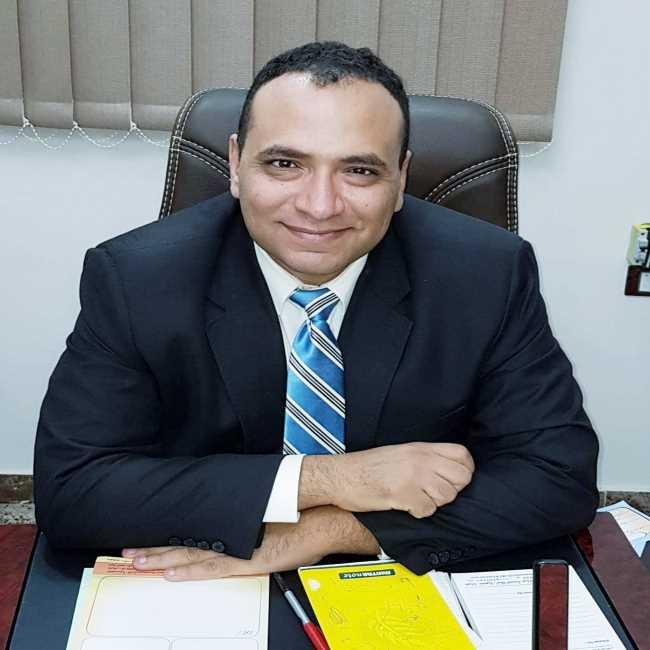 دكتور  محمد المتولى الدميرى  أستاذ م جراحة الاورام الدقهلية