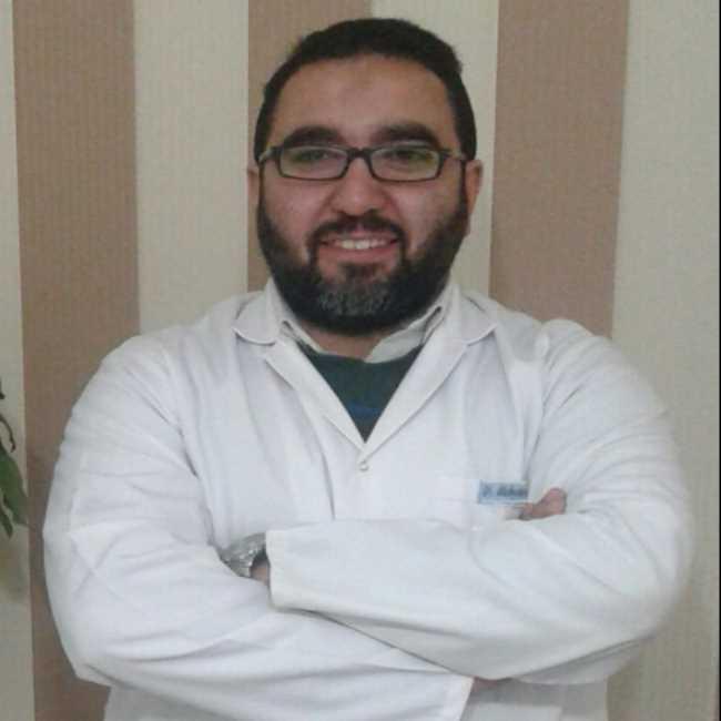 دكتور  محمد حامد يحيى  أخصائي أمراض النساء والتوليد والحقن المجهري الاسكندرية