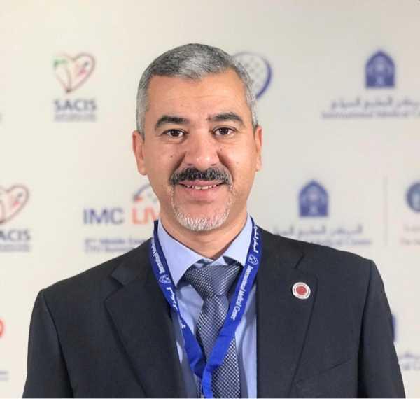 دكتور  محمد سعد الجمال  استاذ امراض القلب والأوعية الدموية والعناية المركزة - بجامعة الأزهر القاهرة