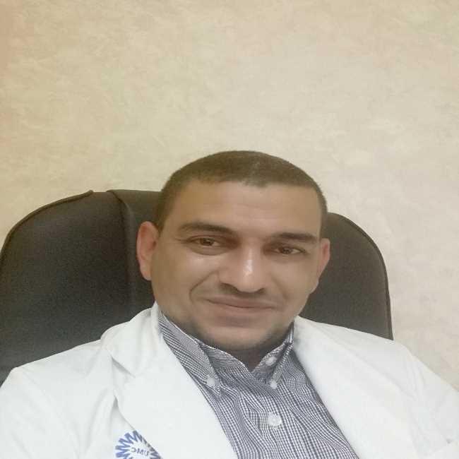 دكتور  محمد سليمة  استاذ م الجراحة معهد البحوث الطبية جامعة الاسكندرية الاسكندرية