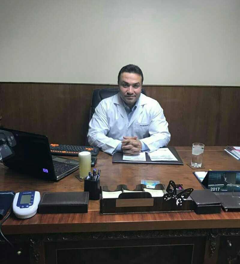 دكتور  محمد مجدي شفيق  باحث م بالمركز القومي للبحوث لأمراض النساء والتوليد الجيزة