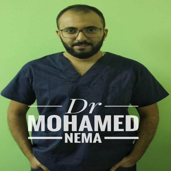 دكتور  محمد نعمه  أخصائي جراحة الفم والاسنان و التجميل والتقويم القاهرة