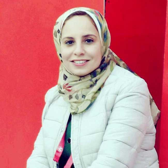 دكتورة  مروة معوض  استاذ مساعد  امراض الصدر و الحساسية كلية الطب - جامعة القاهرة الجيزة