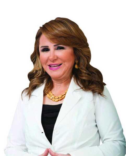 دكتورة  مها راداميس  استشاري التغذية العلاجية والسمنة والنحافة القاهرة