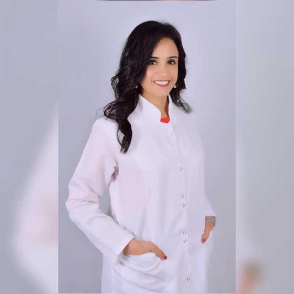 دكتورة  نيرمين بدير  استشاري و مدرس الأمراض الجلدية- كلية الطب- جامعة حلوان القاهرة