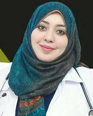 دكتورة  هاجر صلاح  أخصائي أمراض النساء والولادة و العقم و جراحات المناظير بمستشفى القوات المسلحة بالمعادي القاهرة