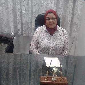 دكتور  هالة عرفات  أخصائية التغذية العلاجية القاهرة