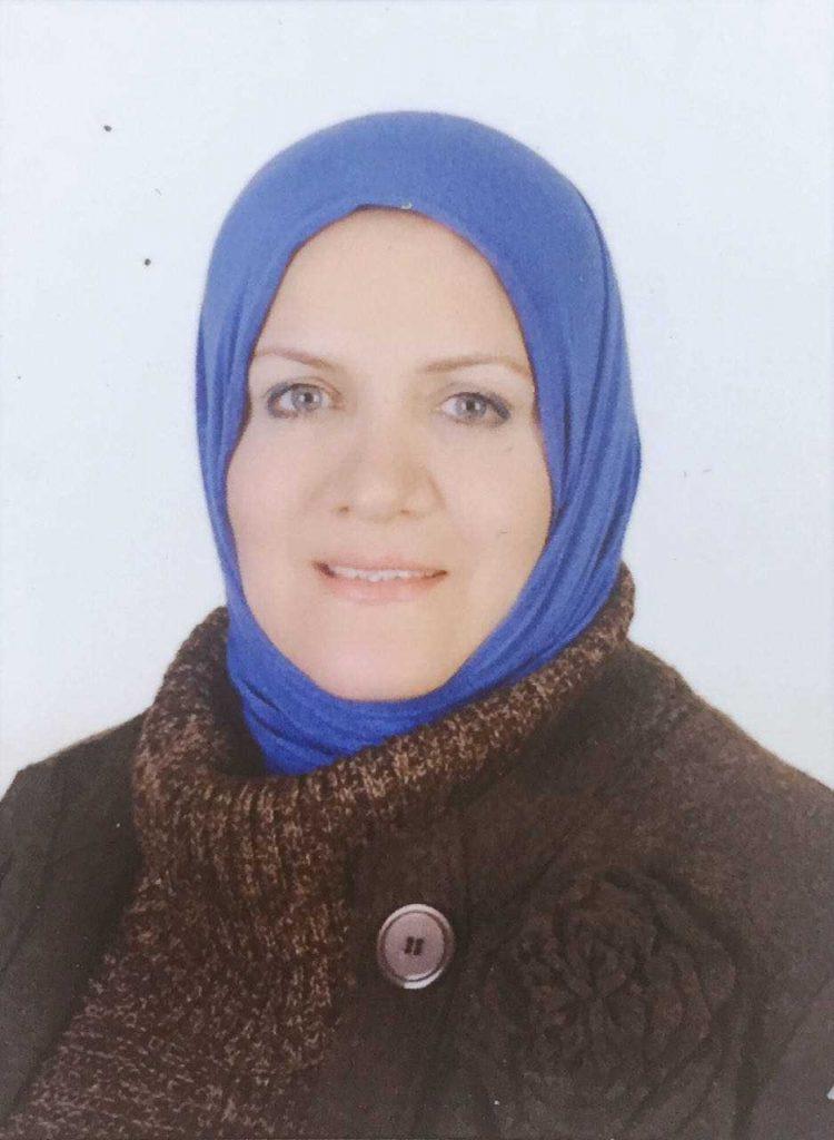 دكتورة  هالة نمر محمود  استشاري قلب و أوعية دموية جامعة عين شمس القاهرة