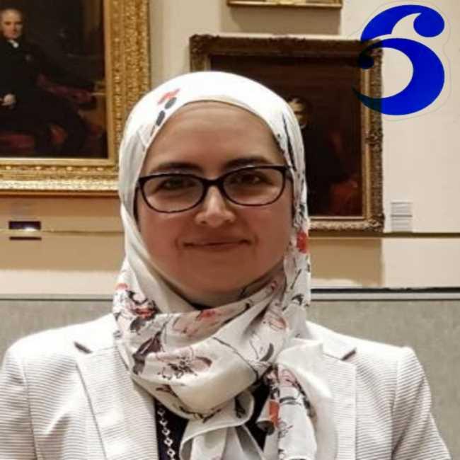 دكتورة  هبه جمال صابر  مدرس و استشاري طب المسنين بجامعة عين شمس القاهرة