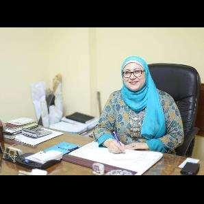 دكتورة  هدى غانم  معالج نفسى القاهرة