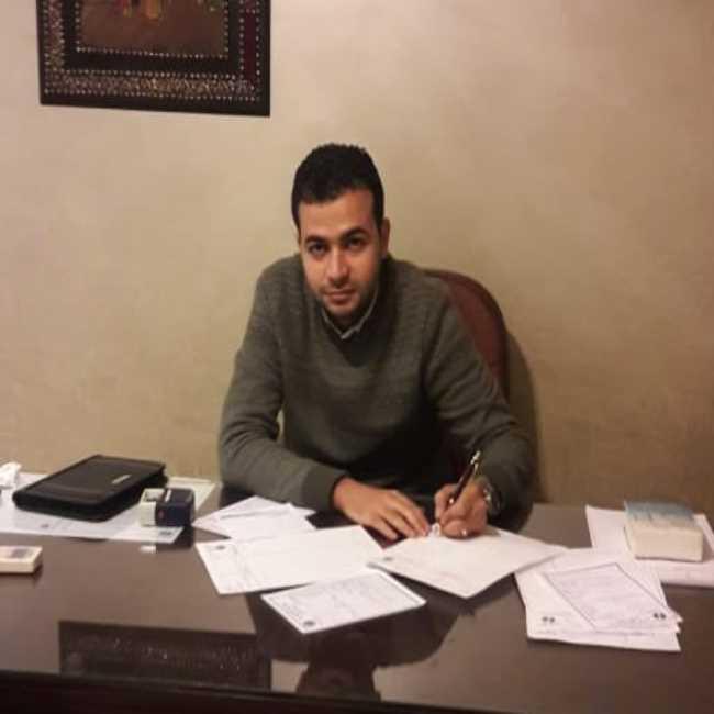 دكتور  هشام الشافعي  اخصائي الطب النفسي وعلاج الادمان الاسكندرية