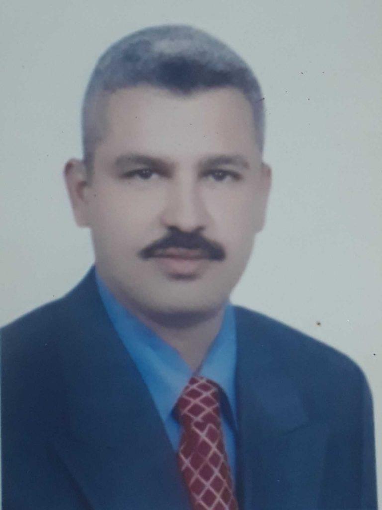 دكتور  هشام حامد رشدي  رئيس قسم العظام بمستشفي عين شمس العام القاهرة