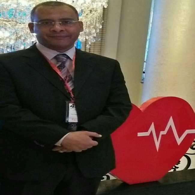 دكتور  وليد محمد محسب  أخصائي القلب والقسطرة التشخيصية والعلاجية لشرايين التاجية للقلب والأوعية الدموية الاسكندرية