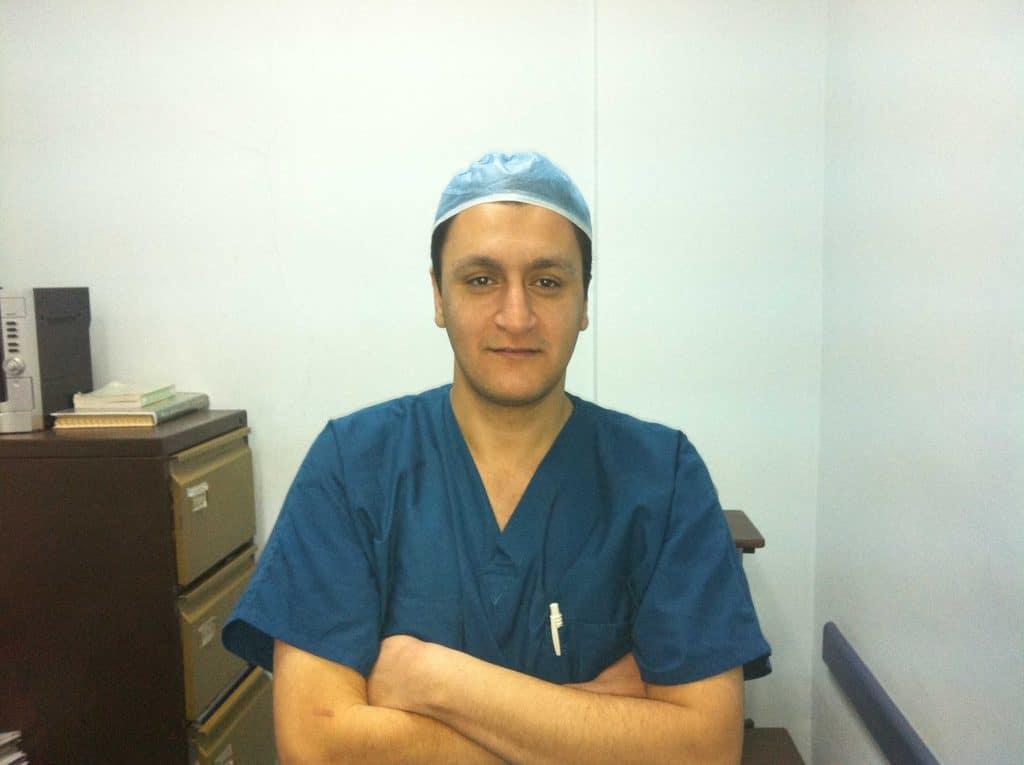دكتور  ياسر عبدالمهيمن  دكتوراة امراض القلب و الاوعيه الدمويه. كلية الطب -جامعة الاسكندرية الاسكندرية